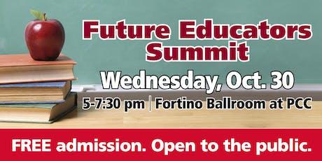 Future Educators Summit tickets