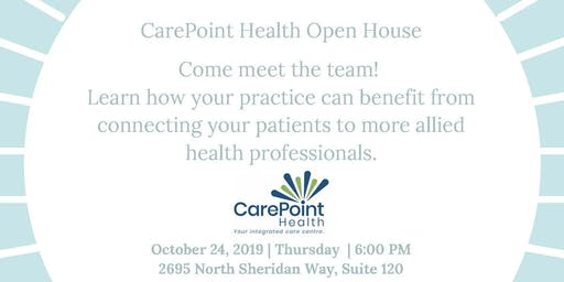 CarePoint Health Open House