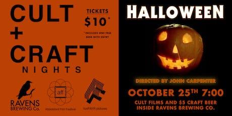 Cult & Craft Night - Halloween tickets