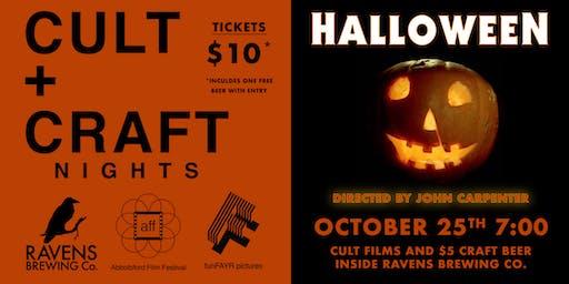 Cult & Craft Night - Halloween