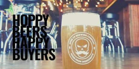 HOPPY BEERS HAPPY BUYERS - A Casual Info Session tickets