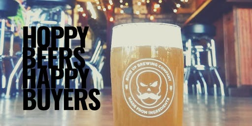 HOPPY BEERS HAPPY BUYERS - A Casual Info Session