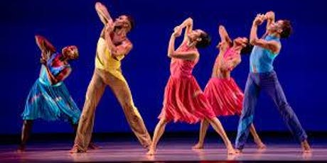Alvin Ailey American Dance Theater 2019 tickets
