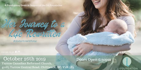 Her Journey to a Life Rewritten- Yarrow tickets