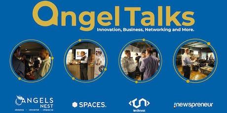 Angel Talks 2.0 entradas