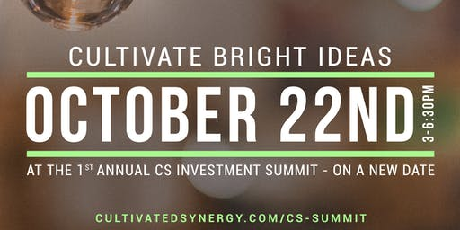 The CS Investment Summit