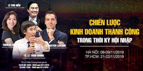 SUCCESS MASTERY 2019 - MẬT MÃ THÀNH CÔNG CHO CÁ NHÂN & DOANH NGHIỆP TRONG THỜI KỲ HỘI NHẬP tickets