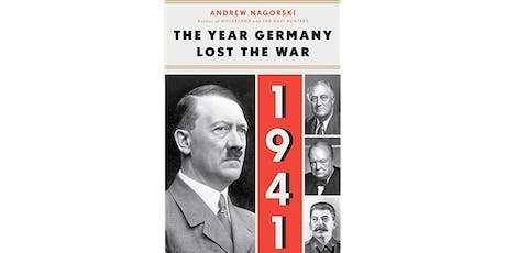 1941 with Author Andrew Nagorski tickets