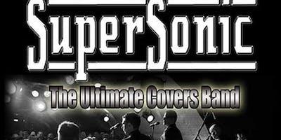 Supersonic Live in Club 22 Keynsham