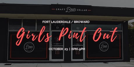 Girls Pint Out Monthly MeetUp - Craft Beer Cellar tickets