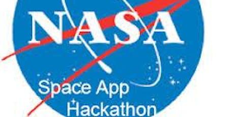 NASA Space Apps Hackathon! tickets