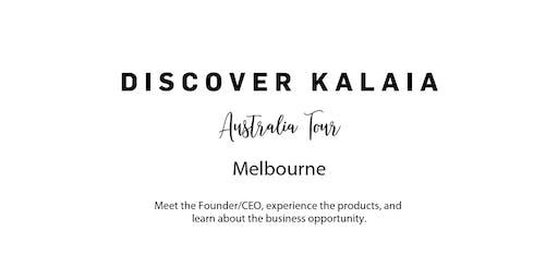 Discover Kalaia - Australia (Melbourne)