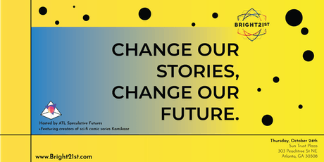 Change Our Stories, Change Our Future tickets