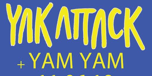 Weird Wednesday ft. Yak Attack, Yam Yam