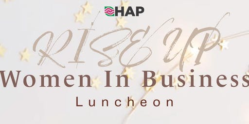 RISE UP |  WOMEN IN BUSINESS LUNCH'N LEARN