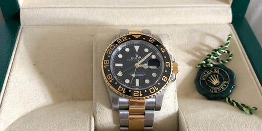 Win ROLEX GMT MASTER II  for £15
