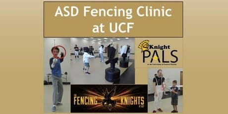 PALS: Fencing Clinic at UCF!
