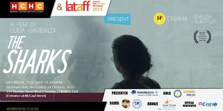 "LATAFF Uruguayan Film ""The Sharks"" tickets"