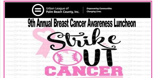 9th Annual Breast Cancer Awareness Luncheon