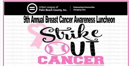 9th Annual Breast Cancer Awareness Luncheon tickets