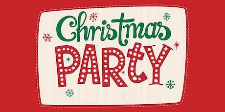 Myes Xmas Party biglietti