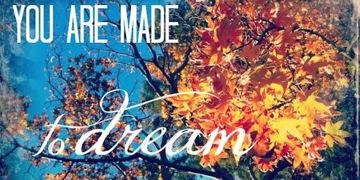 Dream Boarding Event ~ Come make a Vision Board with us!