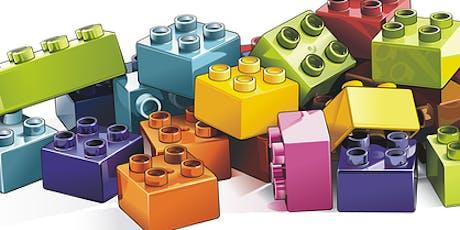 Kid's Craft & Lego Club - Fridays [£2.50] by Pegs Youth Crew tickets