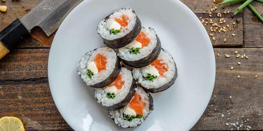 Handmade Sushi Techniques - Cooking Class by Cozymeal™