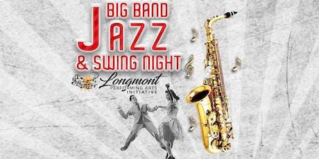 LPAI Big Band, Jazz, and Swing Night tickets