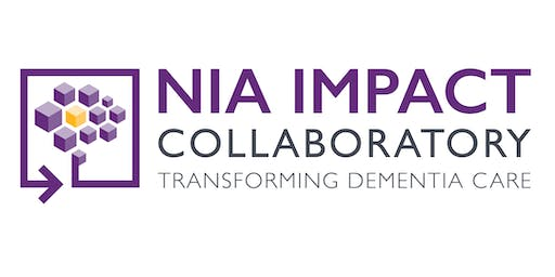 NIA IMPACT Collaboratory First Annual Conference