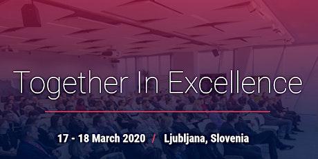 TOGETHER IN EXCELLENCE 2020 - SKUPAJ DO ODLIČNOSTI 2020 tickets