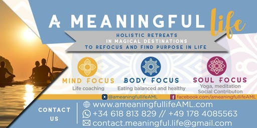 A Meaningful Life - Day Sessions Mallorca