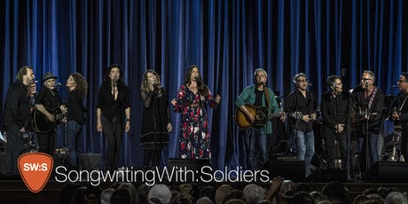 """SONGWRITING WITH: SOLDIERS """"In The Round"""" tickets"""