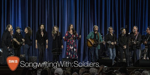 """SONGWRITING WITH: SOLDIERS """"In The Round"""""""