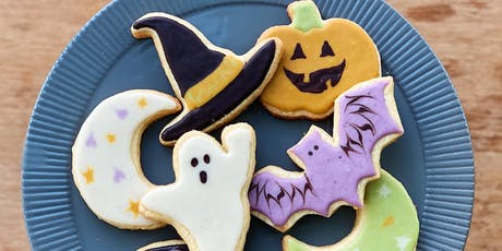 Halloween Cookie Decorating tickets