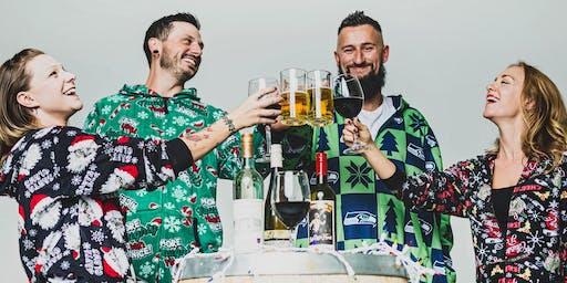 Wine & Onesies Holiday Season Kickoff Party