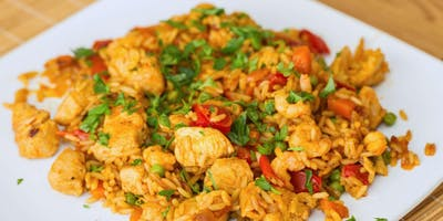 Homemade Valencian Paella - Cooking Class by Cozymeal™