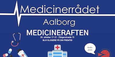 Medicineraften for 1. semester