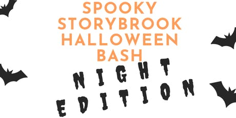 NIGHT EDITION! Spooky Storybrook Halloween Bash! tickets