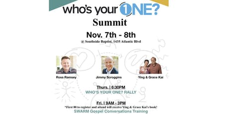 EngageJax Evangelism Summit- Day 2 Training (DAY 1 NO NEED FOR REGISTERING) tickets