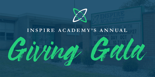 Inspire Academy's Annual Giving Gala