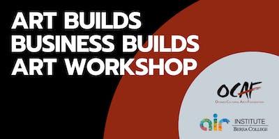 ART BUILDS BUSINESS WORKSHOP