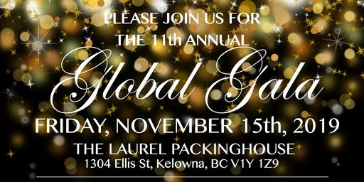 11th Annual UBCO Global Gala