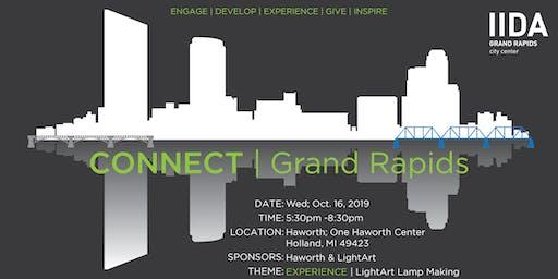 CONNECT | Grand Rapids: LightArt Lamp Making Event