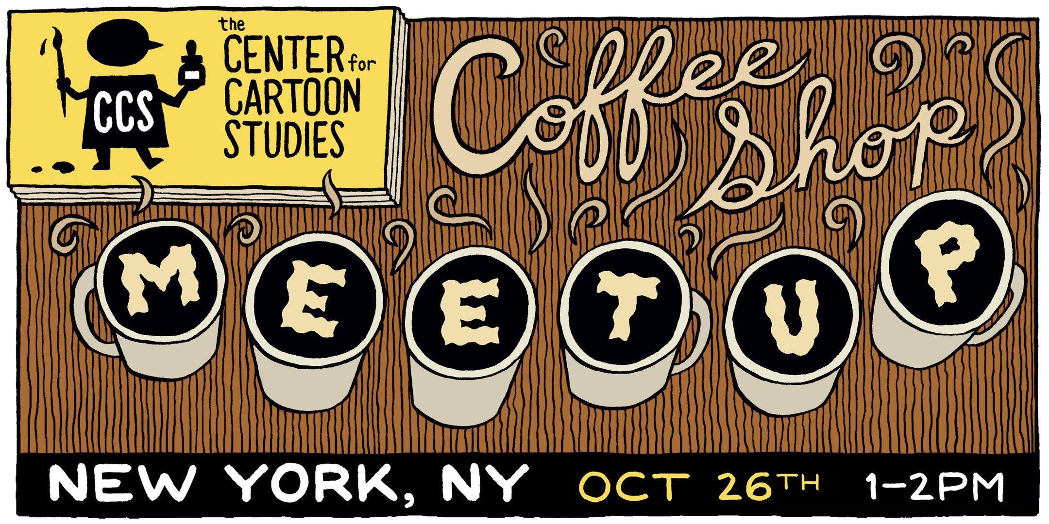 CCS Coffee Shop Meetup: New York, NY