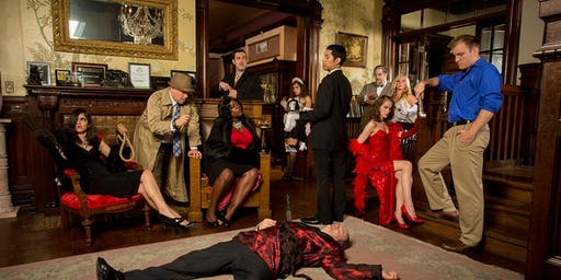Murder Mystery Dinner Theater in Baltimore