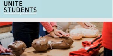 Unite Students Free CPR Training-Blackfriars 2