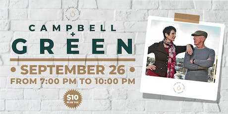 The Muse present Campbell + Green tickets