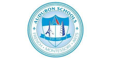 Audubon Charter School - Open House, Oct. 23rd Session 2 tickets