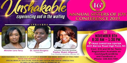 Sisters of Joy Conference